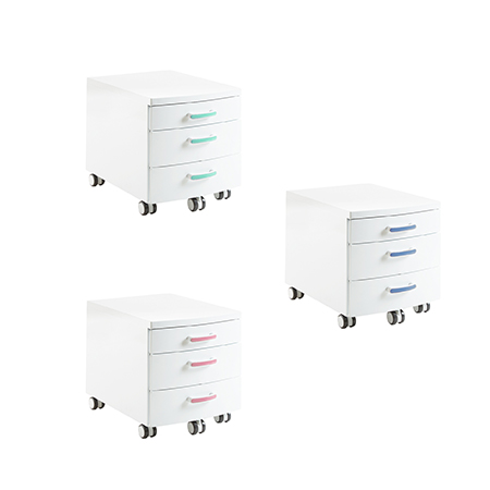 Mobile Drawer Unit - Cushion-On-Top Cabinet