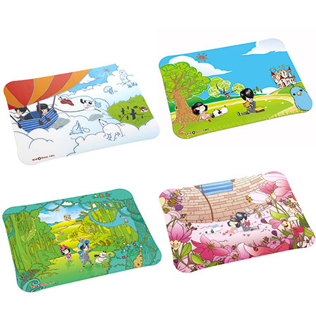 Kids Desk Pad - Kid 2 Youth Branded Desk Pad