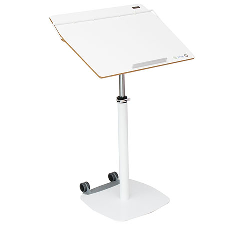 Desg Sefydlog ergonomig - G5-XL Lap Top Table