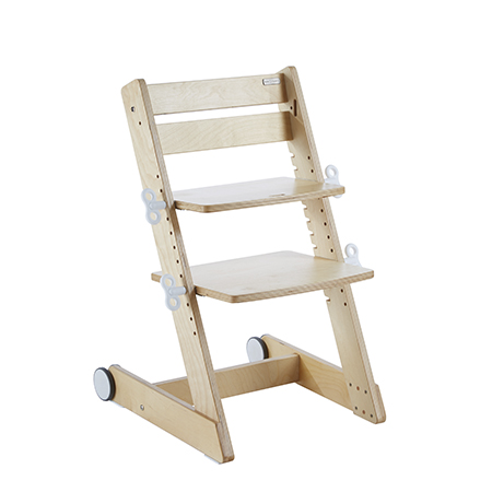 Cadair Ergonomig Bach - QMOMO Baby High Chair